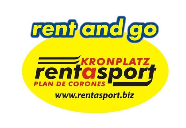 Logo Rentasport Plan de Corones