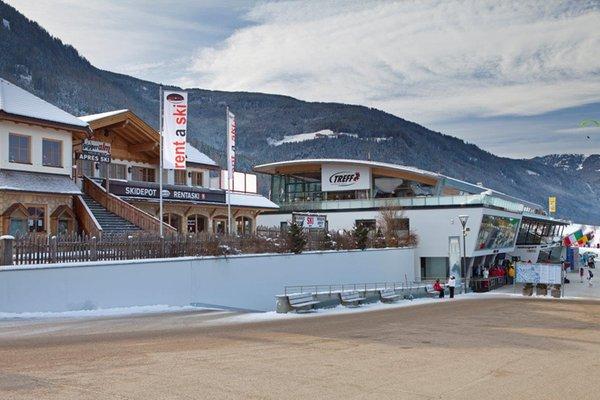 Photo exteriors in winter Rent a Ski Giggeralm