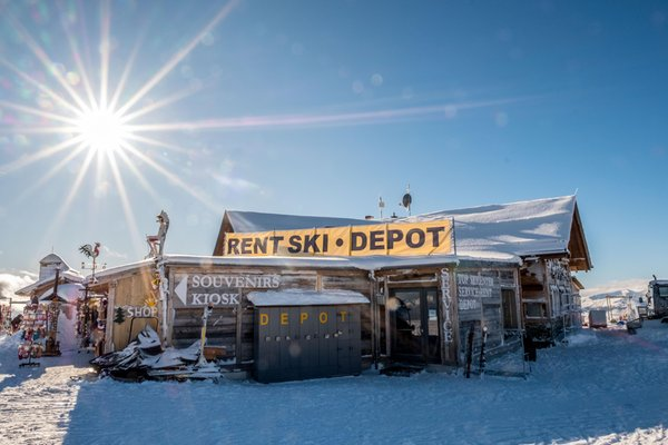 Foto di presentazione Noleggio sci Top Ski Center Kronplatz