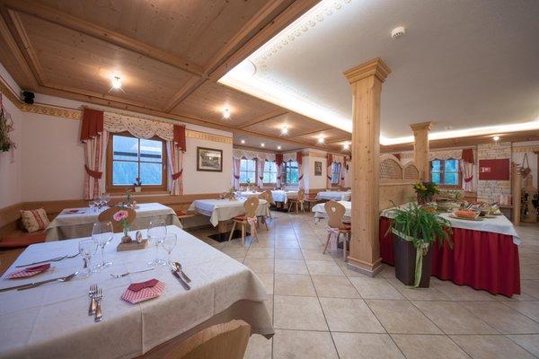 Il ristorante San Martino in Badia Pension Odles