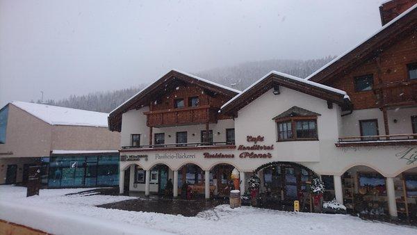Foto esterno in inverno Ploner