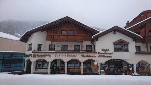 Winter Präsentationsbild Ploner - Residence 2 Sterne