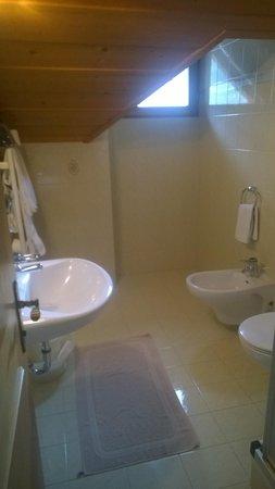 Foto del bagno Residence Ploner