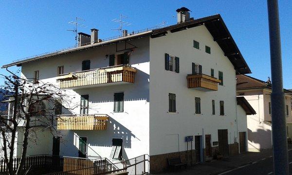 Foto estiva di presentazione Casa Sartori - Appartamento 2 genziane