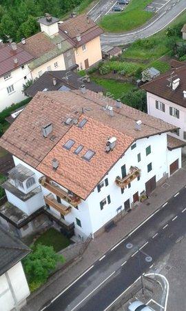 Foto esterno in estate Casa Sartori