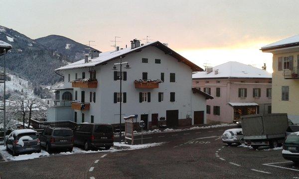 Foto invernale di presentazione Casa Sartori - Appartamento 2 genziane