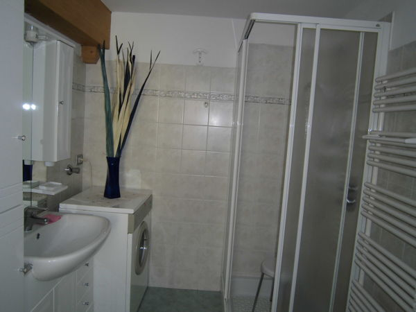 Photo of the bathroom Apartment Casa Sartori