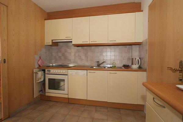 Photo of the kitchen Ciasa La Rösa
