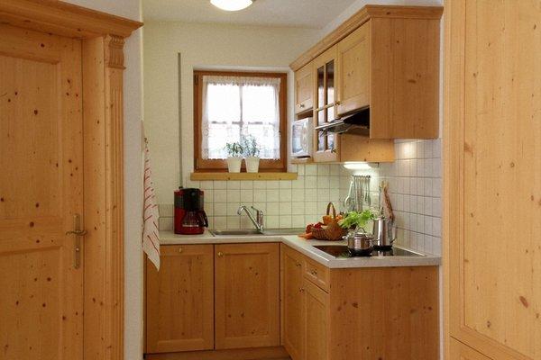 Foto della cucina Ciasa Vally