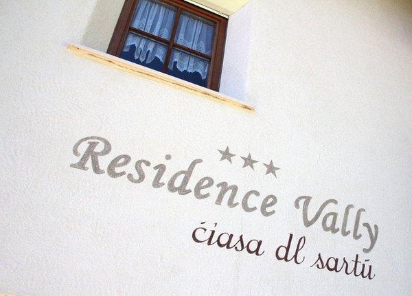Foto esterno Residence Ciasa Vally