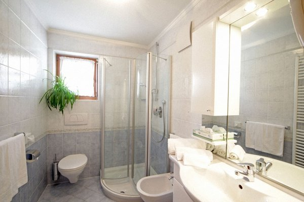 Foto del bagno Residence Ciasa Vally
