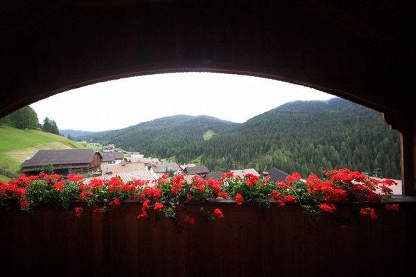 Foto del balcone Ciasa Vally