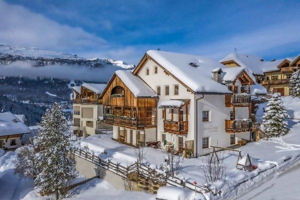 Foto invernale di presentazione Dolomites Apartments Ciasa Vally