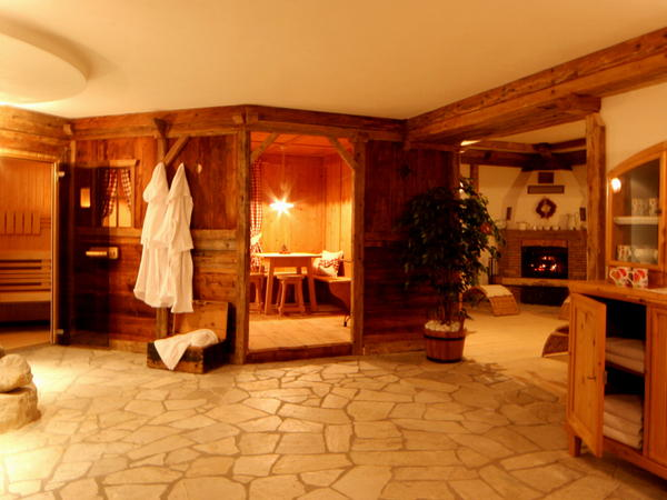 Foto del wellness Dolomites Apartments Ciasa Vally