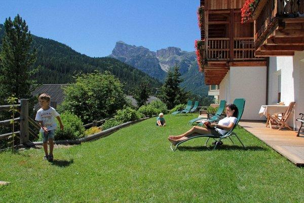 Photo of the garden San Cassiano