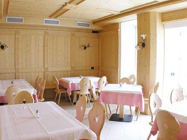 Il ristorante Vigo di Fassa Daniel Zen