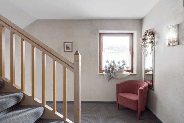 Die Gemeinschaftsräume Residence Dolomieu