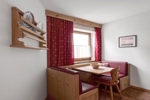 Der Wohnraum Dolomieu - Residence 3 Sterne