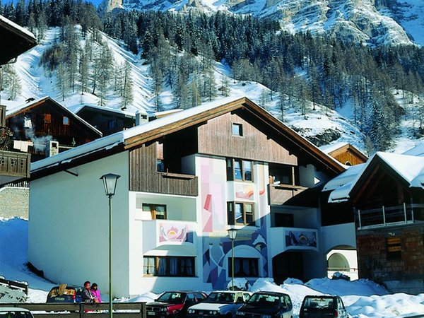 Winter Präsentationsbild Residence Dolomieu