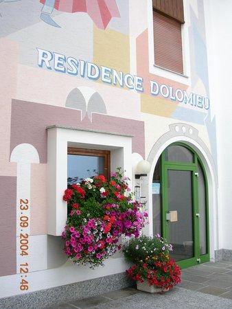 Foto Außenansicht Residence Dolomieu