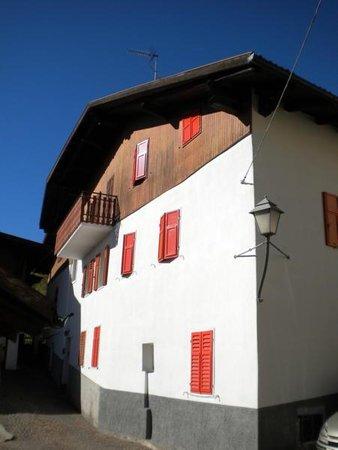Foto estiva di presentazione Appartamenti Varesco Dolores
