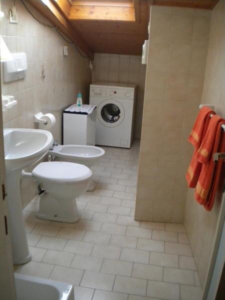 Foto del bagno Appartamenti Varesco Dolores