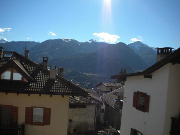 Panorama Carano (Val di Fiemme)