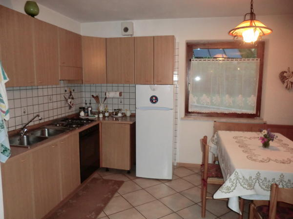 Foto della cucina Delvai