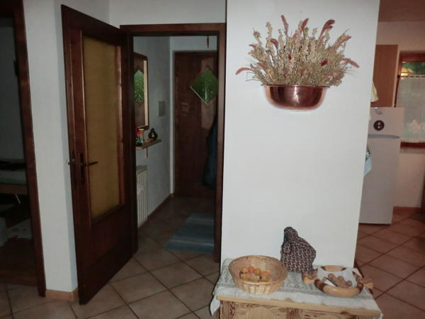 The common areas Apartments Delvai