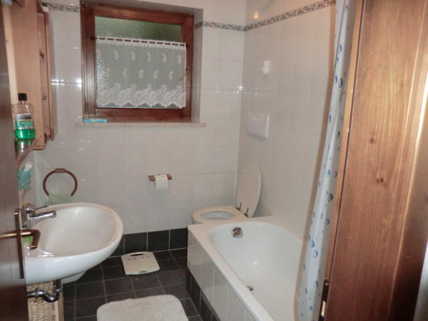 Photo of the bathroom Apartments Delvai