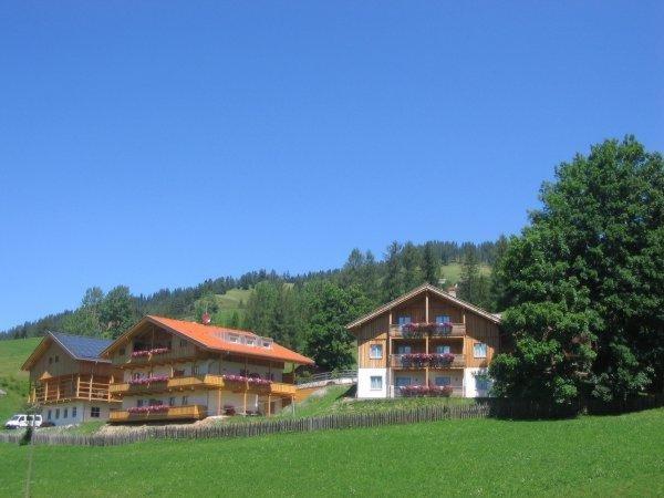 Foto estiva di presentazione Rosarela - Residence 3 stelle