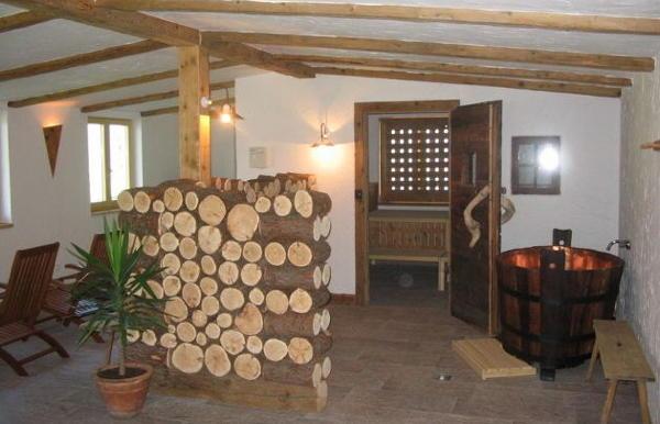 Foto della sauna Badia - San Leonardo