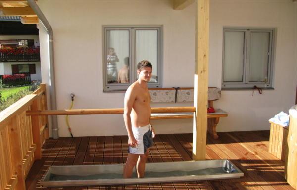 Foto del wellness Residence Rosarela