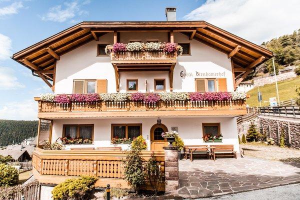 Foto estiva di presentazione Garni + Appartamenti Birnbamerhof