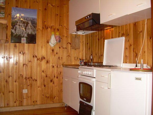 Foto della cucina Casa Cappeller