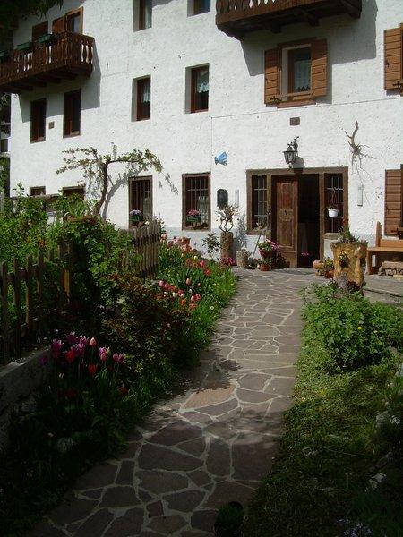 Foto del giardino Val di Zoldo - Mareson