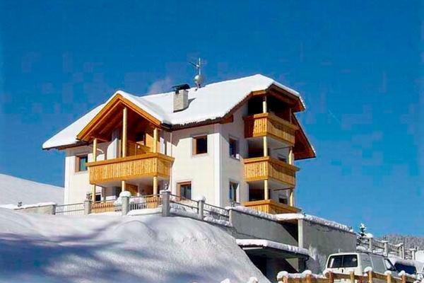 Winter Präsentationsbild Residence Badia