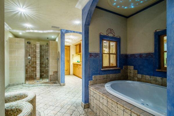 Foto vom Wellness-Bereich Residence Badia