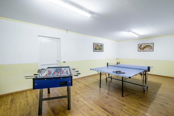 Das Kinderspielzimmer Residence Badia