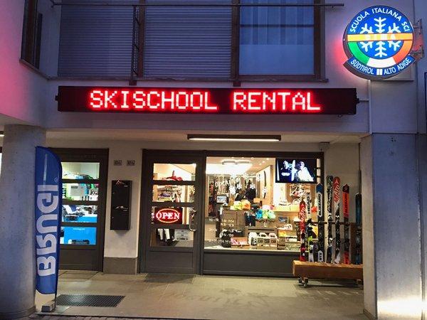 Foto di presentazione Noleggio sci Cimaschool Rental