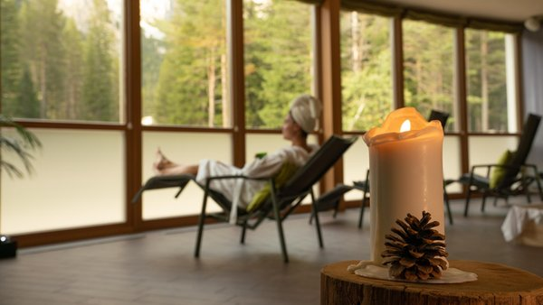 Foto del wellness Residence Camping Sass Dlacia