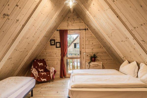Foto della camera Residence Camping Sass Dlacia