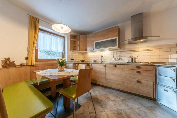 Foto della cucina Ciasa Sorapunt