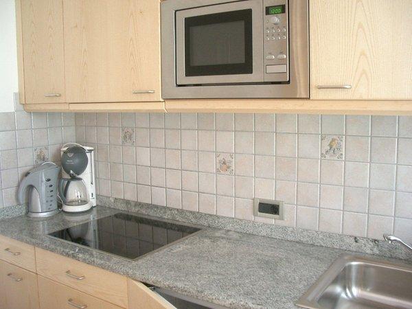 Foto della cucina Chalet Milandora