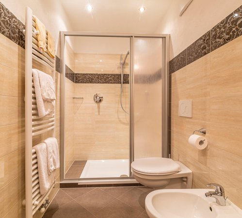 Foto del bagno Residence Costes
