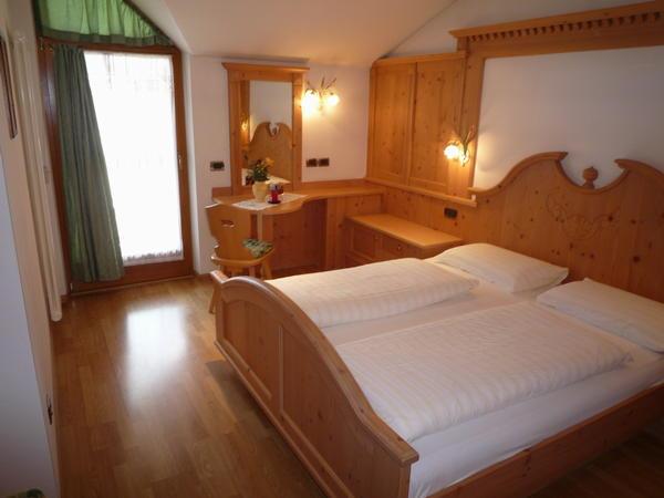 Foto della camera B&B + Appartamenti Forcelles