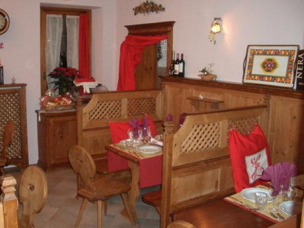 Il ristorante Val di Zoldo - Forno Ristorantino ai Lali