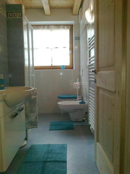 Foto del bagno Appartamenti Rododendro e Fiordaliso