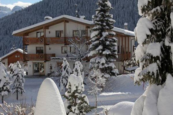 Foto invernale di presentazione Sas Vanna - Residence 2 stelle