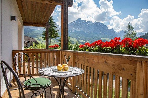 Foto del balcone Sas Vanna